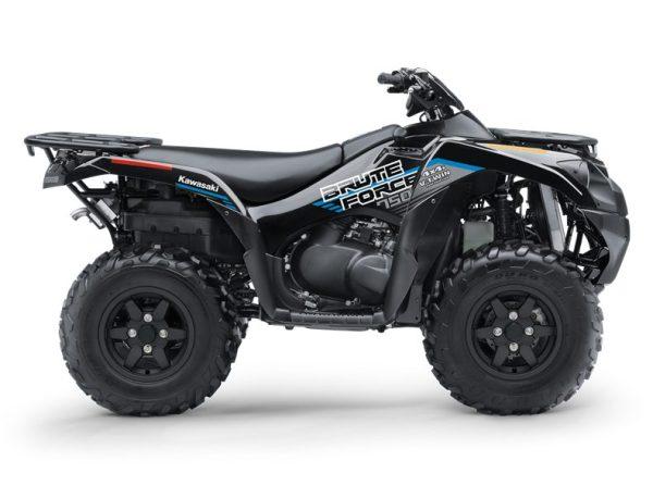 Kawasaki KVF750 EPS T3 traktorreggad